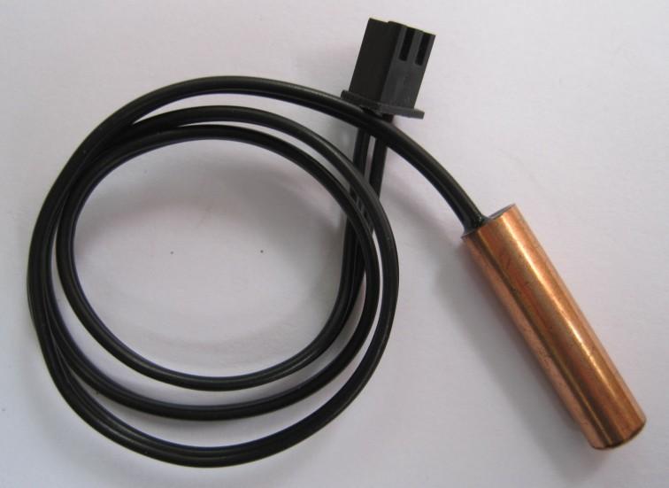 ntc热敏电阻温度传感器(带圆柱型壳体)外观1